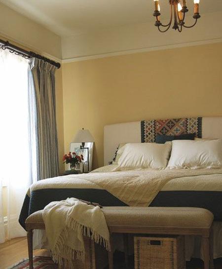 سبدهای حصیری بهترین گزینه برای طبقه بندی و نظم دهی به لوازم اتاق خواب شماست