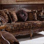 کاناپه مبل رز از مبلمان سلامی