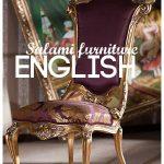 مبل انگلیسی ، مبل کلاسیک و استیل