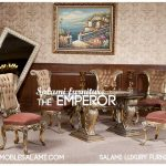 مبلمان امپراطور ، مبل امپراطوری کلاسیک