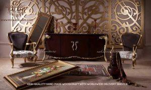 بوفه چهاردرب کوگو مناسب برای چیدمان کلاسیک